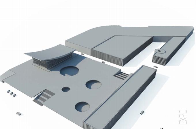 Стали известны подробности проектов развития ВДНХ. Изображение № 4.