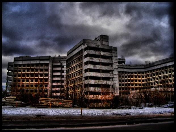 Ховринскую больницу снесут. Изображение № 1.