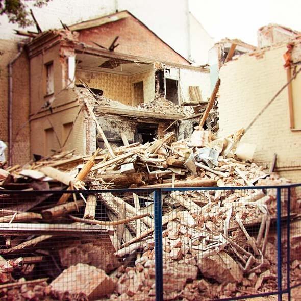 В зоне риска: жилой дом в Большом Козихинском переулке. Изображение № 11.