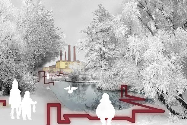 10 проектов квартала около Витебского вокзала . Изображение № 43.
