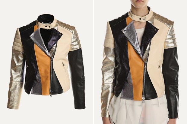 Где купить женскую кожаную куртку: 9вариантов от 8 до 169 тысяч рублей. Изображение № 9.