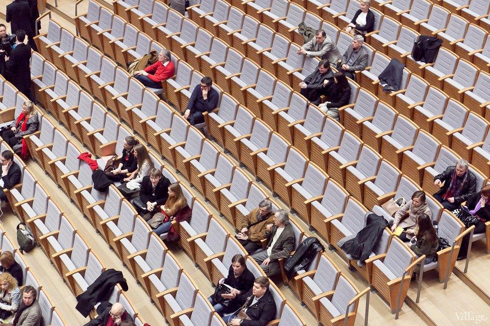 Фоторепортаж: Вторая сцена Мариинского театра изнутри. Изображение № 2.