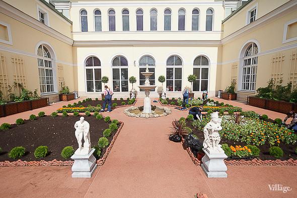 Фоторепортаж: Висячий сад Эрмитажа после реставрации. Изображение № 18.