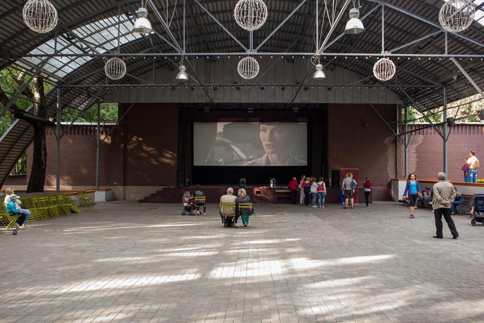 12 кинотеатров под открытым небом вМоскве. Изображение № 9.