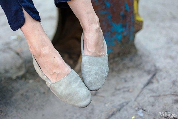 Внешний вид (Киев): Таня Кремень, соосновательница магазина «Пюре». Изображение № 7.