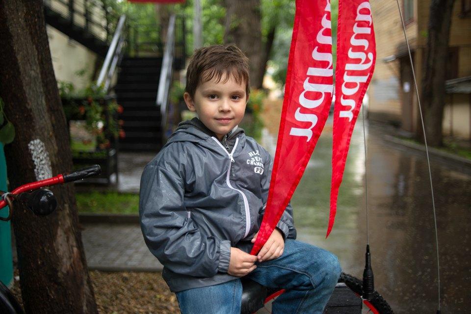 Дети о своих любимых местах в Москве . Изображение № 2.