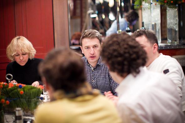 Разговоры на спортивном ужине. Изображение № 12.