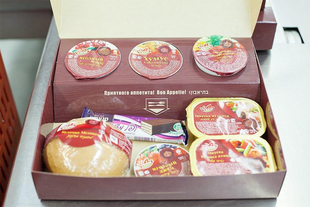 Производственный процесс: Как готовят кошерные обеды для авиапассажиров. Изображение № 38.