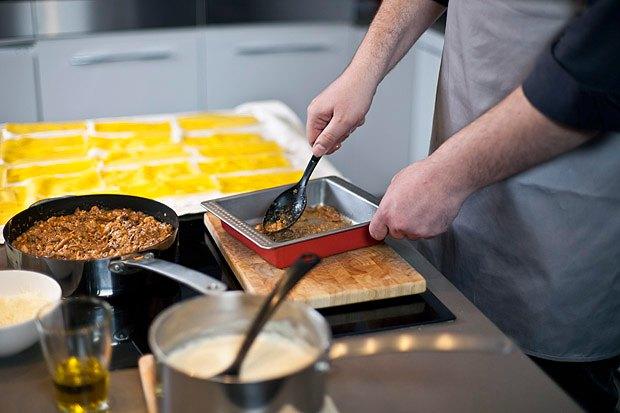 Шеф дома: Грузин и итальянец готовят по рецептам бабушек. Изображение № 144.