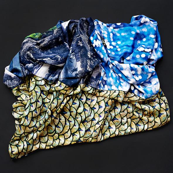Вещи недели: 13 шёлковых платков. Изображение № 14.