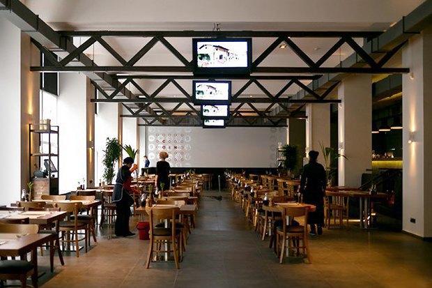 17 новых ресторанов икафе вМоскве. Изображение № 16.