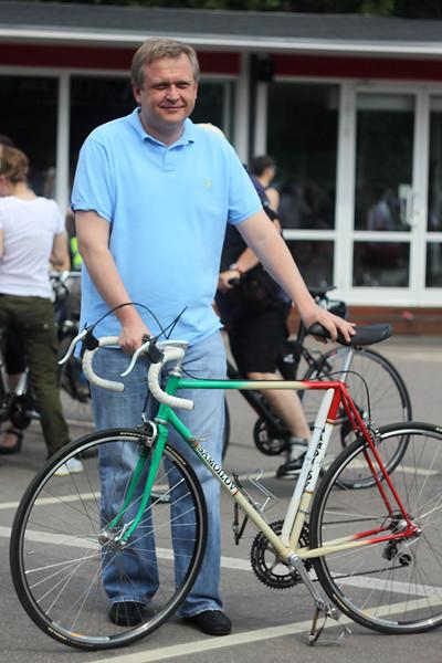 Велопарад Let's bike it!: Чего не хватает велосипедистам в городе. Изображение № 27.