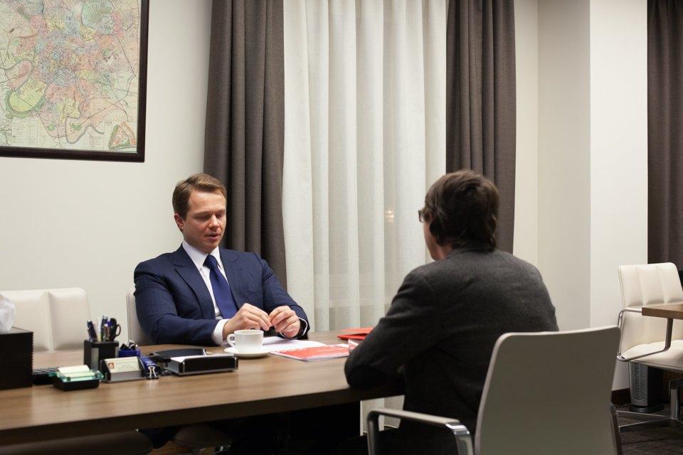Вице-мэр Максим Ликсутов: «Унаснет задачи заработать напарковке». Изображение № 2.