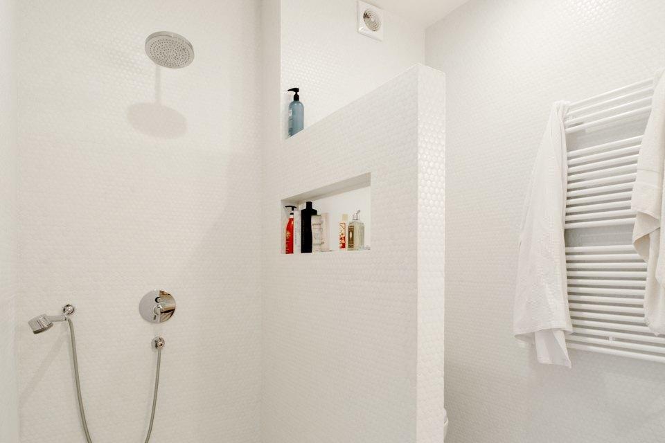 Четырёкомнатная квартира в американском стиле для семьи сдвумя детьми. Изображение № 31.