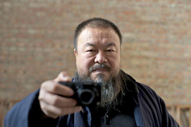 «Ай Вэйвэй: Никогда не извиняйся», документальный фильм о знаменитом китайском современном художнике. Изображение № 1.