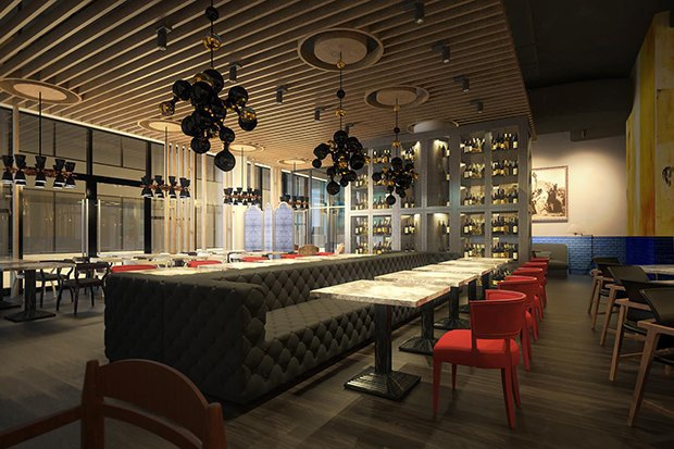 8новых и5обновлённых кафе, баров иресторанов февраля. Изображение № 9.