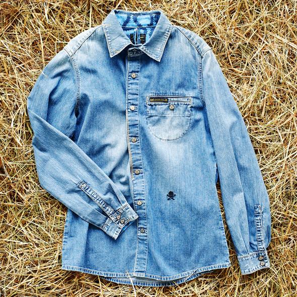 Вещи недели: 15 джинсовых рубашек. Изображение № 8.