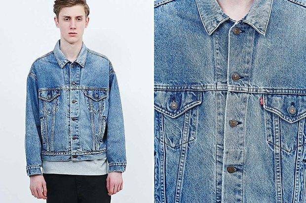 6 мужских джинсовок не дороже 7тысяч рублей. Изображение № 6.