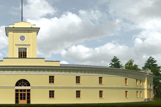 Проект недели: Как Уткина дача станет Музеем городской скульптуры. Изображение № 4.