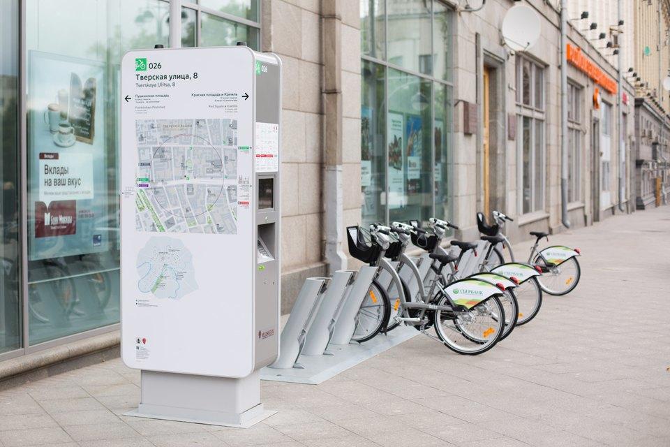 Тест-драйв новых велосипедов городскогопроката. Изображение № 6.