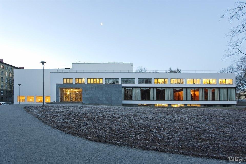 Фоторепортаж: Библиотека Алвара Аалто в Выборге после реконструкции. Изображение № 1.