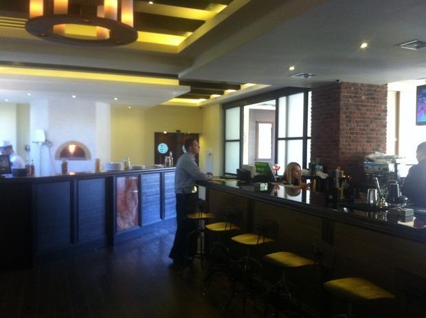 На Красной Пресне открылся первый ресторан сети Serafina. Изображение № 3.