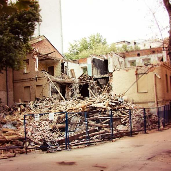 В зоне риска: жилой дом в Большом Козихинском переулке. Изображение № 9.