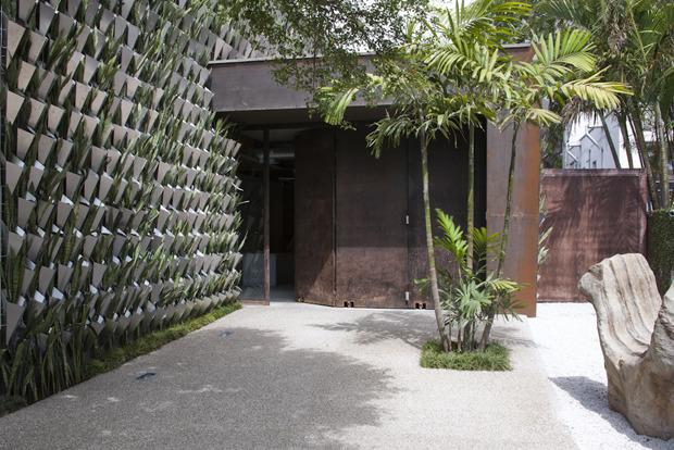 Дизайн от природы: Тропическая архитектура Бразилии. Изображение № 4.