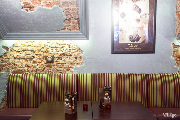 Новое место (Петербург): Sicaffe. Изображение № 9.
