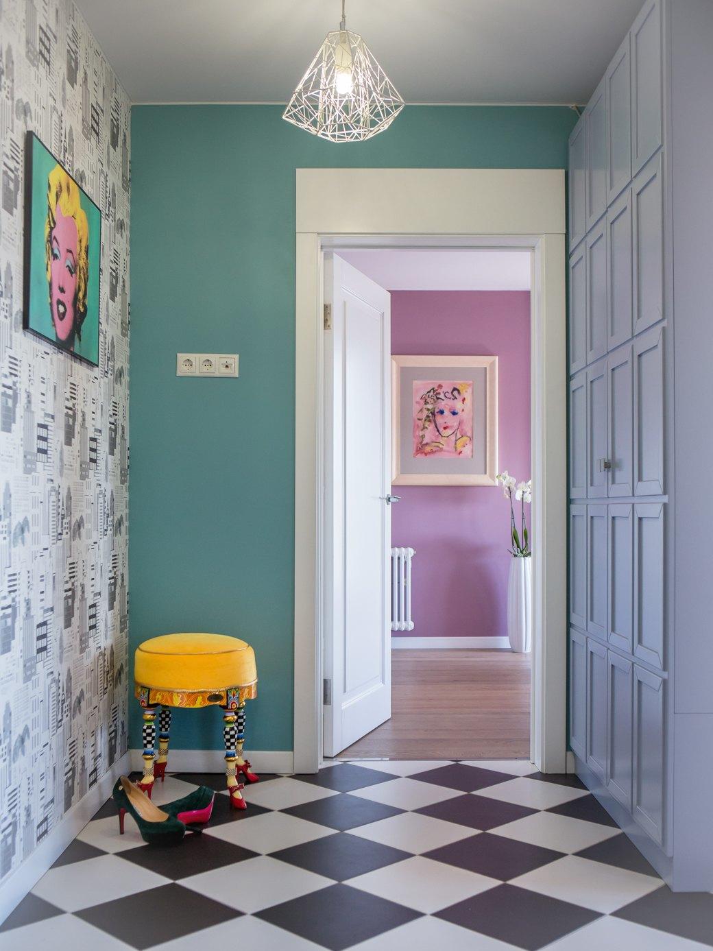 Просторная квартира для мамы с двумя детьми. Изображение № 32.