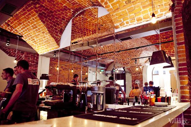 Новое место: Бургер-бар «11/1». Изображение № 1.