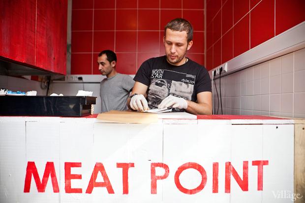 Новое место: Киоск с турецкой уличной едой Meat Рoint. Изображение № 15.