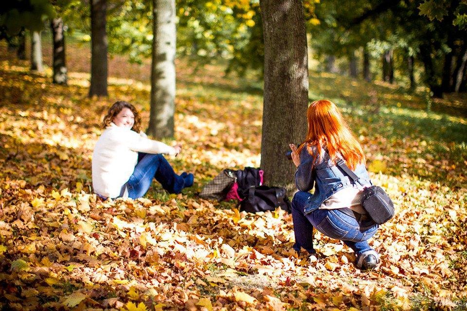 Люди в городе: Любительские фотосессии в парке. Изображение № 10.
