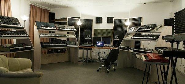Студия Galernaya 20 открывает синтезаторную . Изображение № 3.