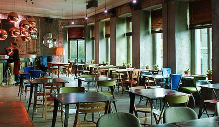 Изображение 8. Детское время: 12 московских кафе, в которые приятно ходить с детьми.. Изображение № 5.
