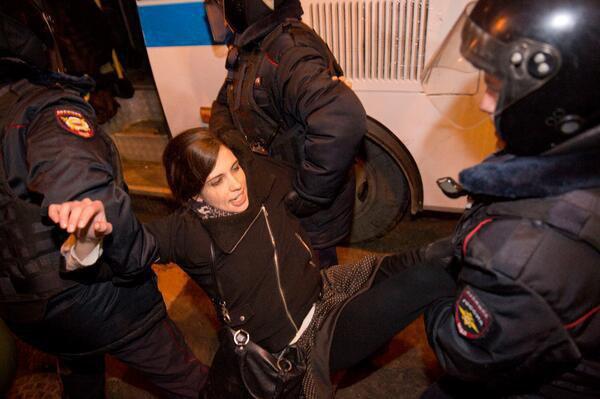 Митинг в поддержку фигурантов «Болотного дела». Изображение № 4.