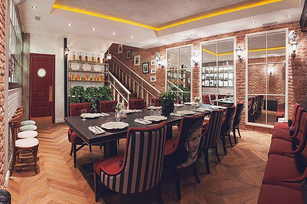 На Пушечной открылся ресторан итальянской кухни Insolito. Изображение № 13.