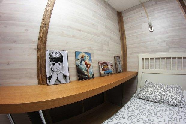 На Малой Садовой открылся хостел Mezzanine. Изображение № 10.