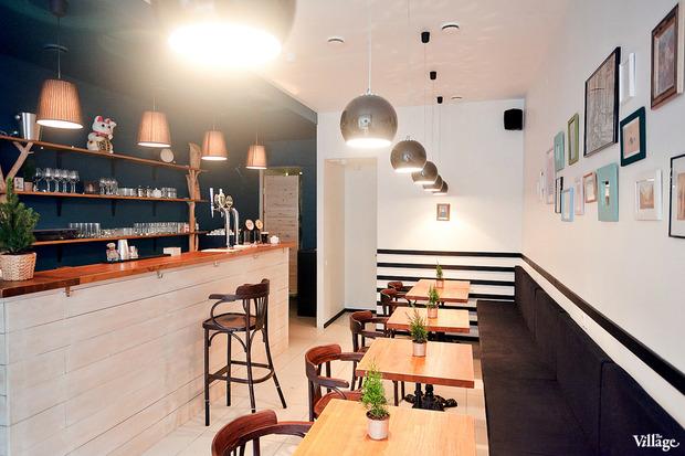 Новое место (Петербург): Кафе-бар Wood. Изображение № 18.