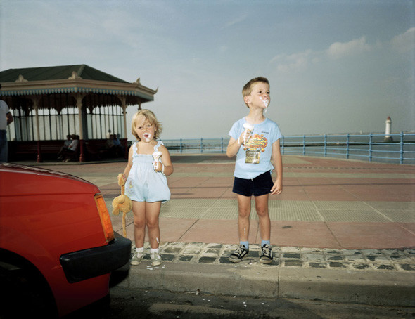 ©Martin Parr. From the series The Last Resort: Photographs of New Brighton. 1983-1985. Courtesy of Martin Parr / Magnum Photos. Изображение № 7.