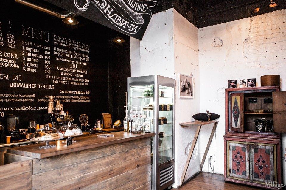 Еда на Artplay: 8 кафе иресторанов. Изображение № 36.
