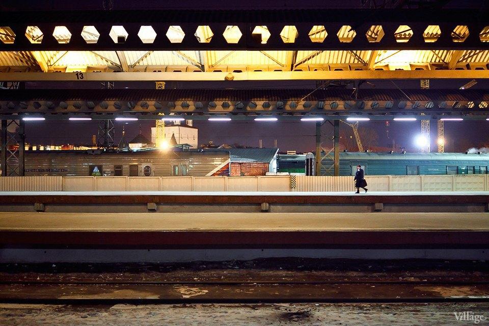 Люди в городе: Последний воскресный поезд Петербург — Москва. Изображение № 4.