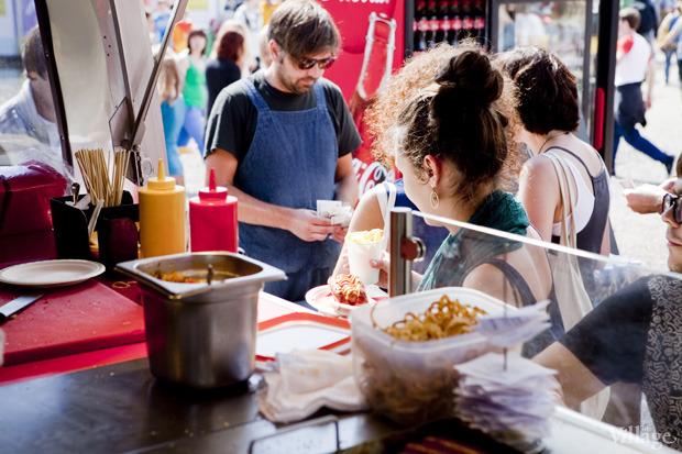 Полевая кухня: Уличная еда на примере Пикника «Афиши». Изображение № 23.
