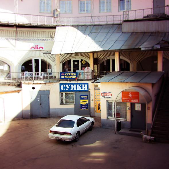 Изображение 5. В зоне риска: Круговое депо Ленинградского вокзала.. Изображение № 4.