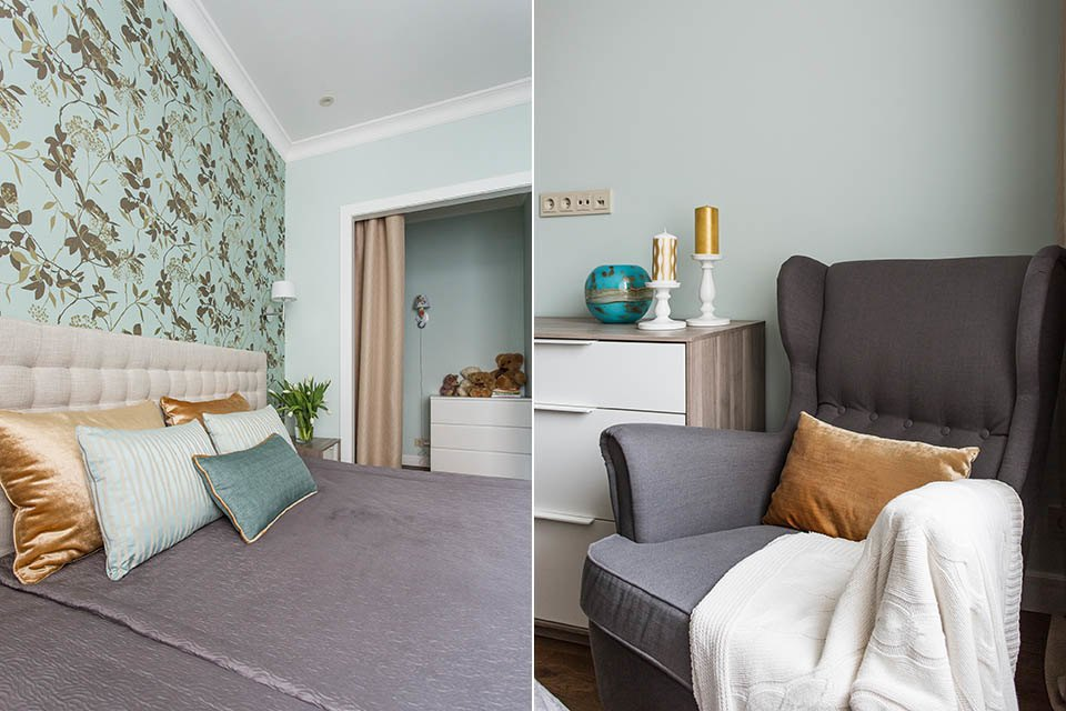 Двухкомнатная квартира вЦарицыне для молодой семьи. Изображение № 17.