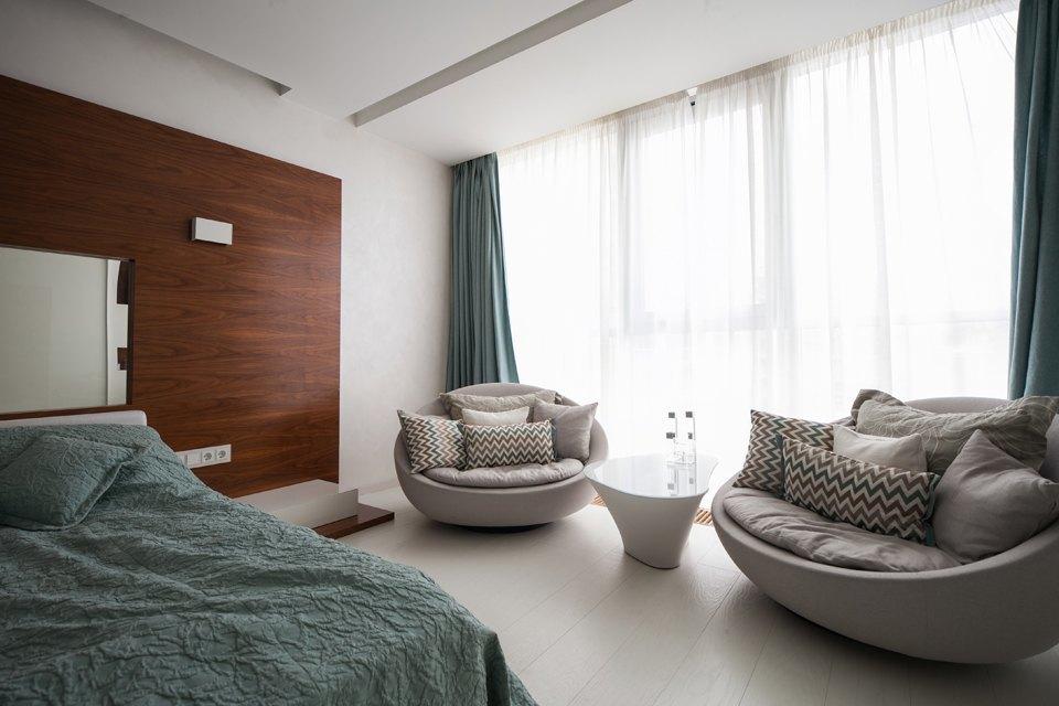 Квартира с лаконичным интерьером возле «Электросилы». Изображение № 2.