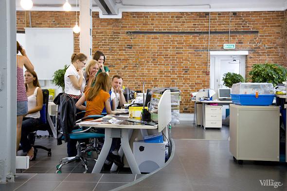 Офис недели: Progression. Изображение № 13.