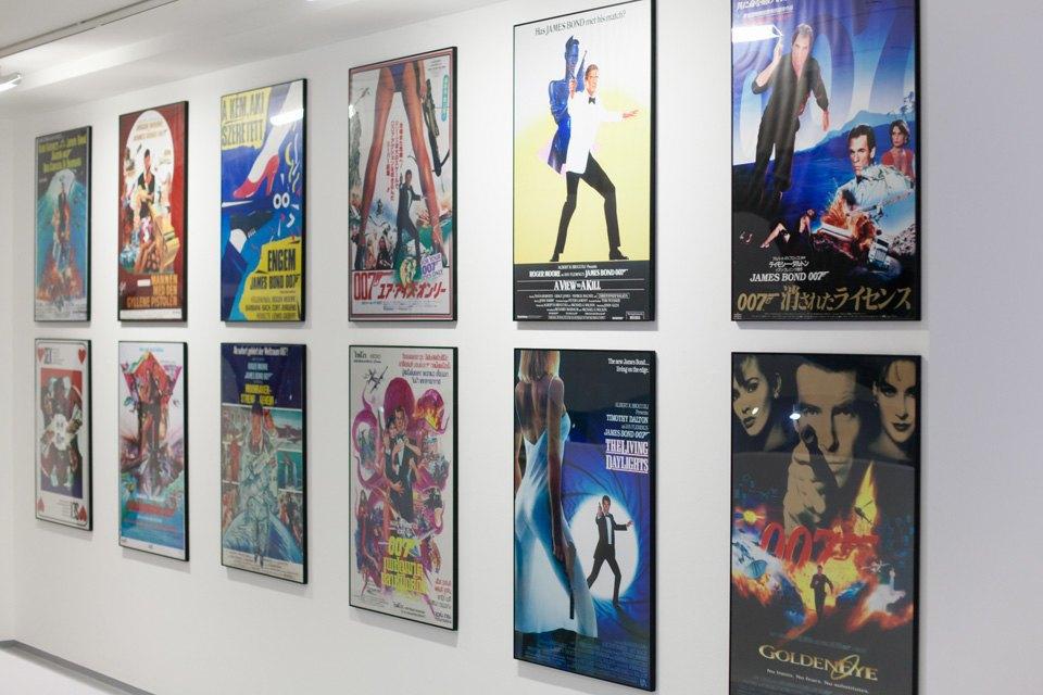 Что посмотреть навыставке «Дизайн007: 50лет стилю ДжеймсаБонда». Изображение № 15.