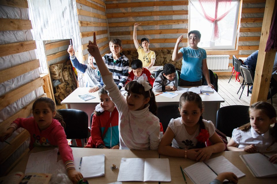 Дети, которых нет: Как проходят занятия в ногинской школе для сирийских беженцев. Изображение № 7.