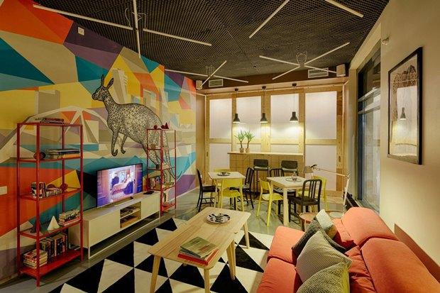 В Петербурге открылся хостел Twin Cities Melbourne. Изображение № 11.